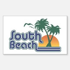 South Beach Decal
