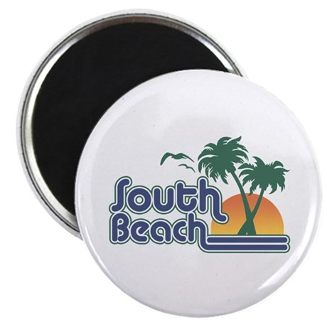 South Beach Magnet