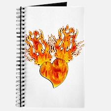 Flaming Heart Journal