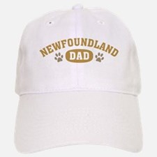 Newfoundland Dad Baseball Baseball Cap