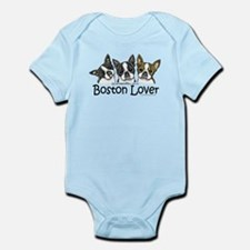 Boston Lover Infant Bodysuit