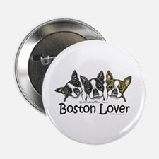 "Boston Lover 2.25"" Button"