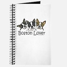 Boston Lover Journal