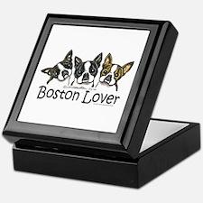 Boston Lover Keepsake Box