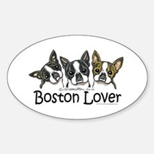 Boston Lover Decal