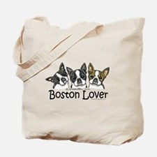 Boston Lover Tote Bag