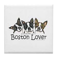 Boston Lover Tile Coaster