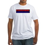 Former Democrat Fitted T-Shirt