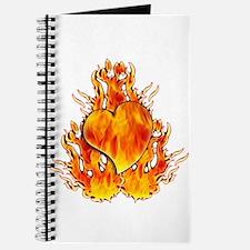 Burning Heart Journal