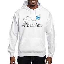 Cute Librarian Hoodie