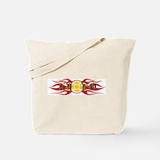 Cute Fire department Tote Bag
