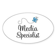 Media Specialist Decal