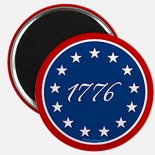 1776 - 13 Stars Magnet