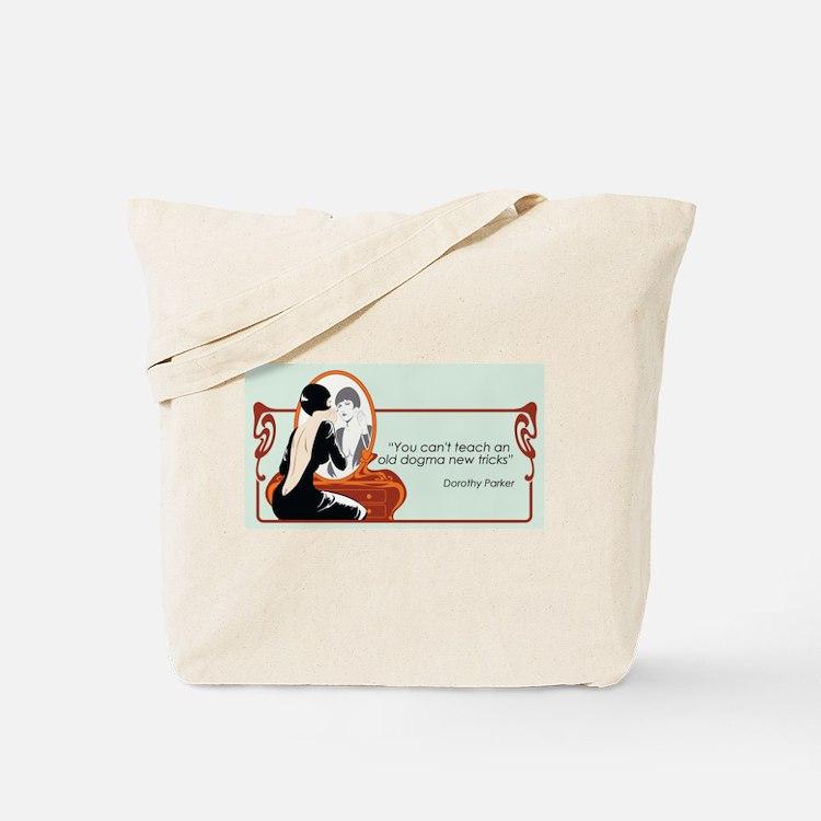 Old Dogma Tote Bag
