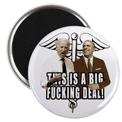 This is a big fucking deal Magnet