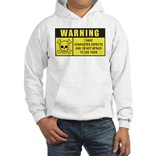 WARNING: Character Defects Hoodie