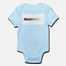 TRANSPARENT Infant Bodysuit