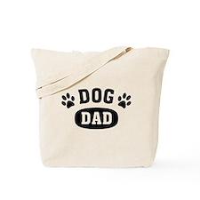 Dog Dad Tote Bag