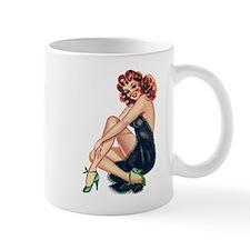 Retro Pin-Up Mug