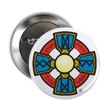 """Sacred Well 2.25"""" Button (100 pack)"""