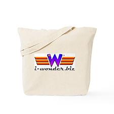 """i-WONDER LOGO"" Tote Bag"