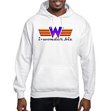 """i-WONDER LOGO"" Hoodie"