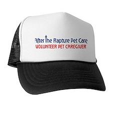 Volunteer Pet Caretaker Gear Trucker Hat