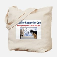 Cats at Window Rapture Gear Tote Bag