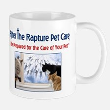 Cats at Window Rapture Gear Mug