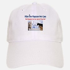 Cats at Window Rapture Gear Baseball Baseball Cap
