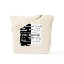 Unique The hatch Tote Bag