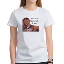 Lion And The Lamb Tee
