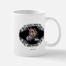 Cute Lone wolf Mug