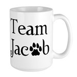 Team Jacob Large Mug