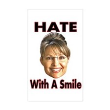 Smiling Hate Decal
