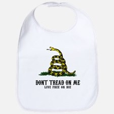 Don't Tread Bib