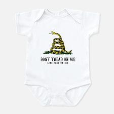 Don't Tread Infant Bodysuit
