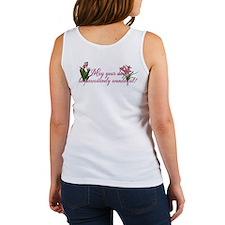 Pink Tulips - Chihuahua Women's Tank Top