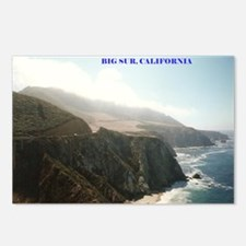 Big Sur, California Postcards (Package of 8)