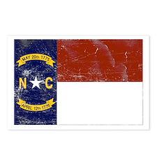 Vintage North Carolina State Postcards (Package of
