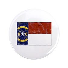 "Vintage North Carolina State 3.5"" Button"