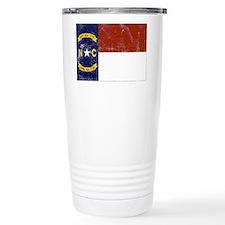 Vintage North Carolina State Travel Mug