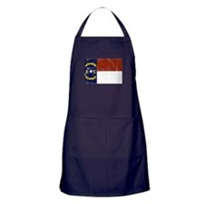 Vintage North Carolina State Apron (dark)