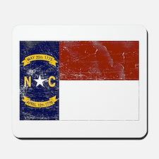 Vintage North Carolina State Mousepad