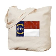Vintage North Carolina State Tote Bag