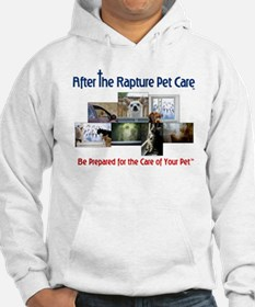 Rapture Care Pet Images Hoodie