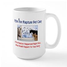 Logo with Cats at Window Mug