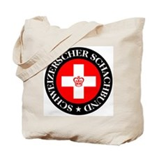 Swiss Chess Federation Tote Bag