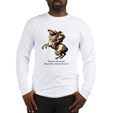 Napoleon Long Sleeve T-Shirt