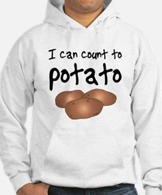 I Can Count to Potato, Hoodie